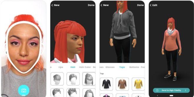 Avatars réalité virtuelle