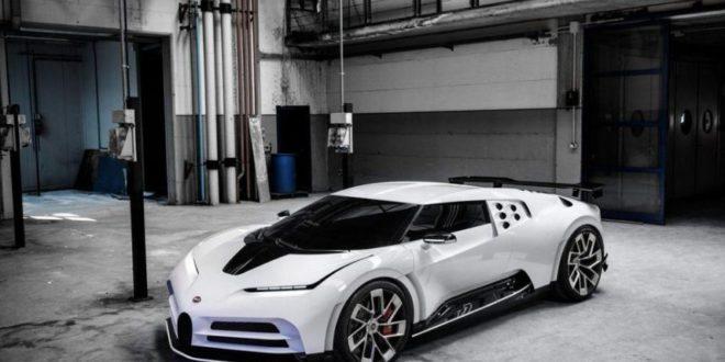 Bugatti Cientodieci réalité virtuelle