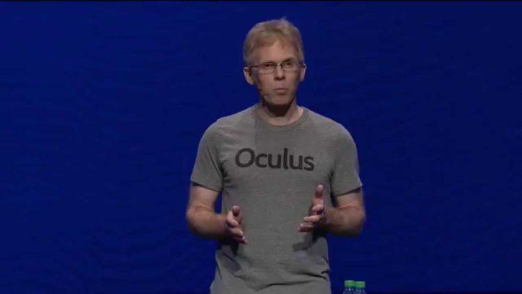 John Carmack Oculus Connect 6