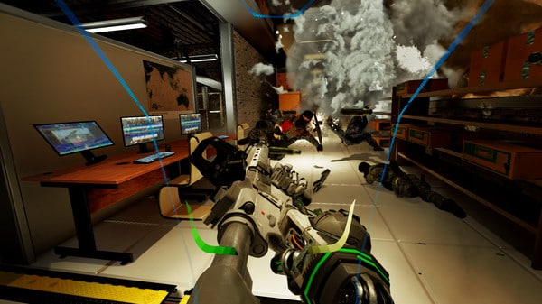 Espire 1 VR Operative Quest