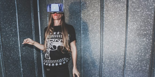 femmes casques vr motion sickness