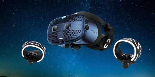 htc vive cosmso officiel