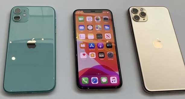 Apple iPhone 11 réalité augmentée