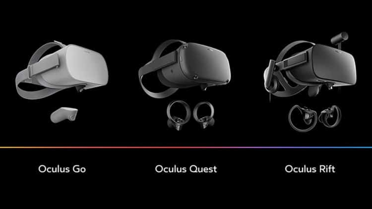 Oculus Quest ventes comparatives