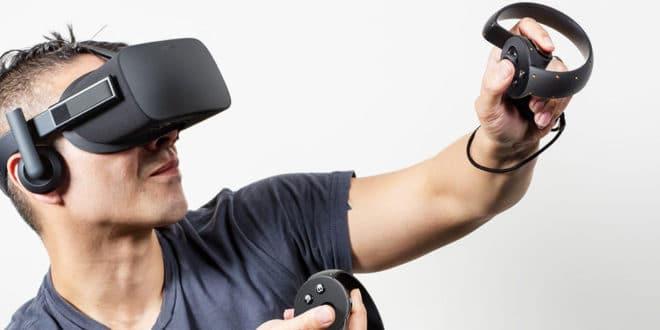 Oculus Rift CV1 hors garantie pièces détachées