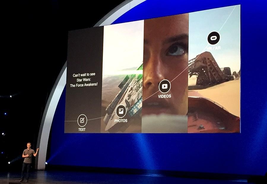 Zuckerberg Oculus Connect