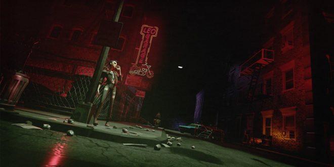 Battlescar film VR