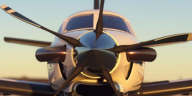 Flight Simulator réalité virtuelle
