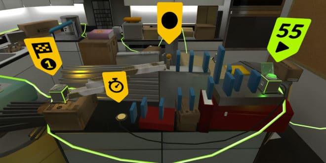 Gadgeteer Oculus Quest