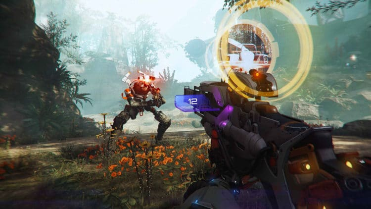 Stormland jeu VR