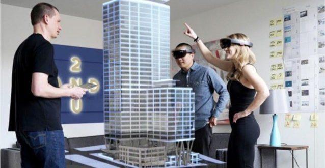 Architecture réalité augmentée