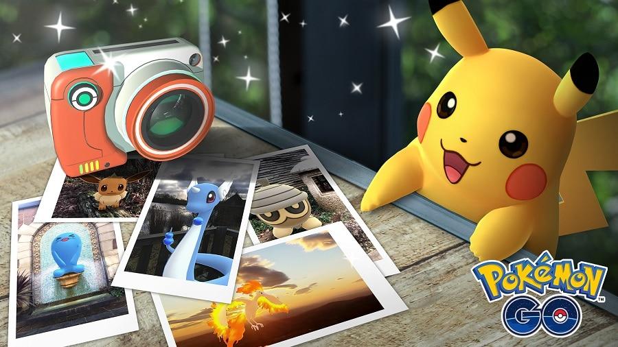 pokémon go photos