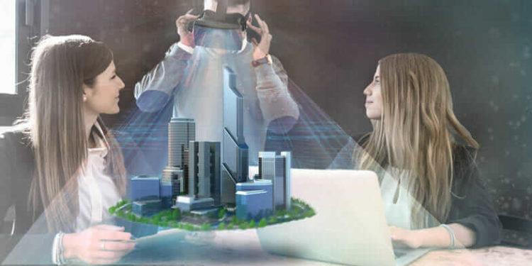 Construction réalité virtuelle