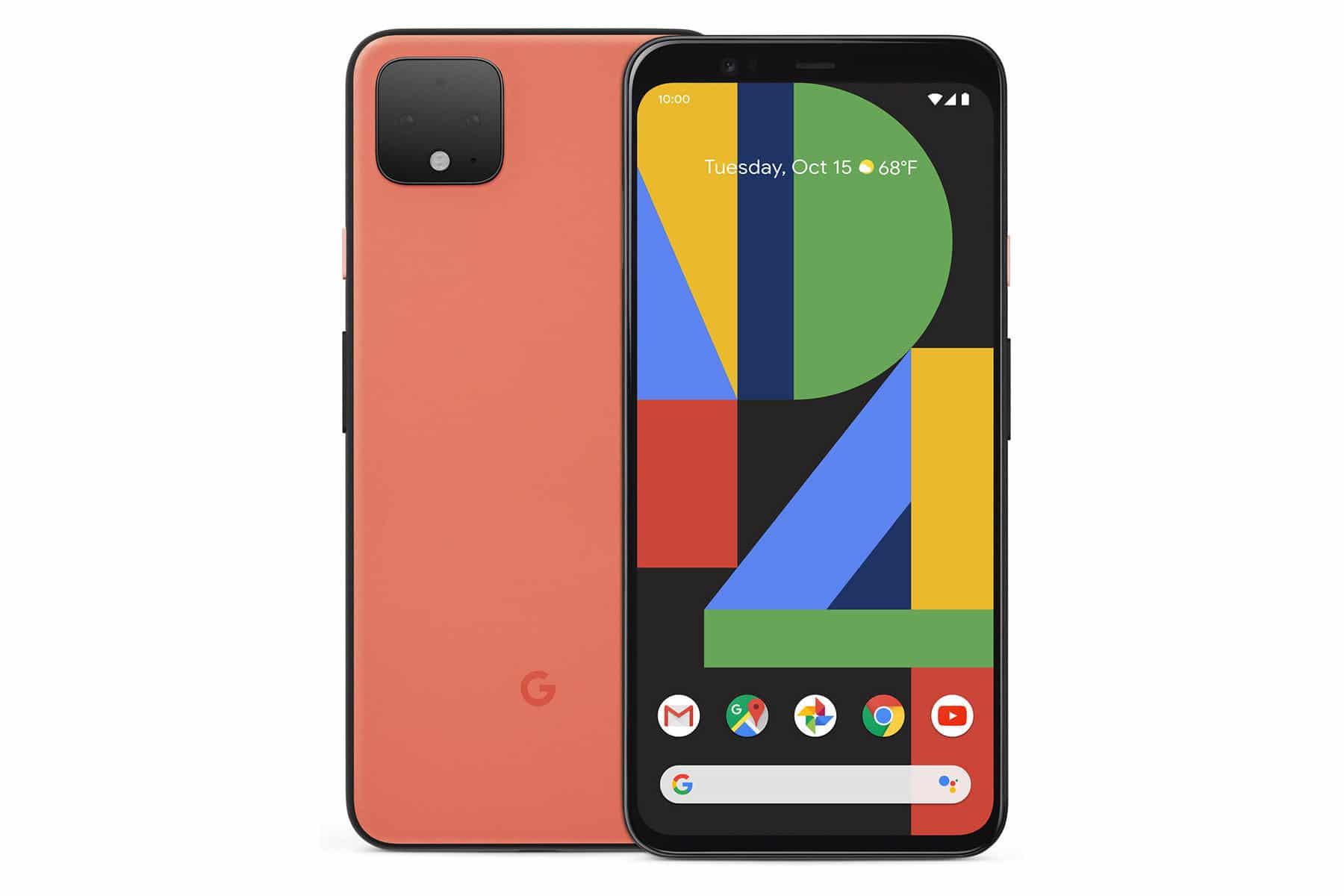 google pixel 4 vr