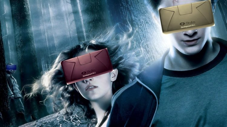 harry potter vr ar top