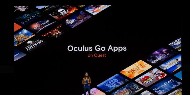 oculus go apps quest