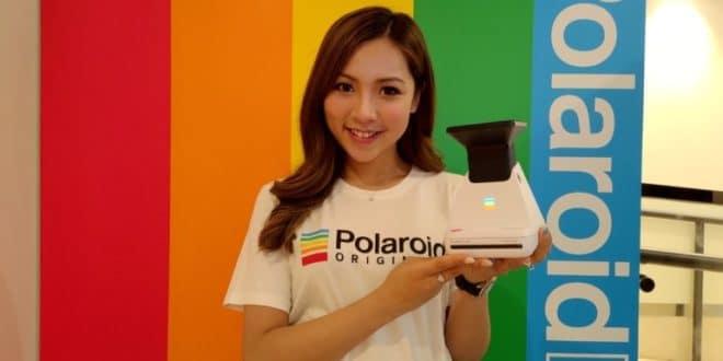 polaroid lab réalité augmentée