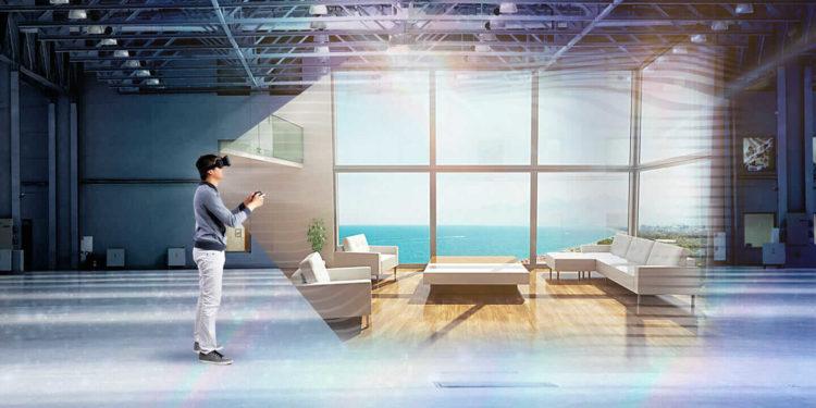 réalité virtuelle architecture