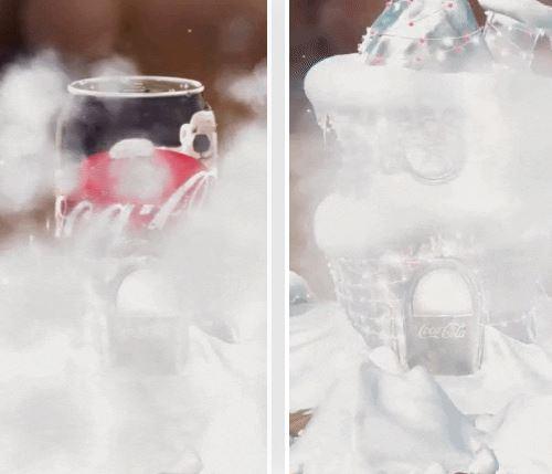 Coca-Cola réalité augmentée