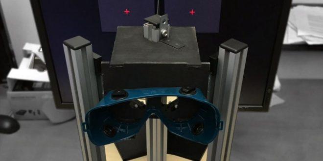 Contraste VR tromper le cerveau