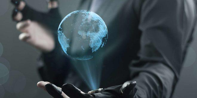 Touches les hologrammes