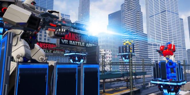 Transformers VR