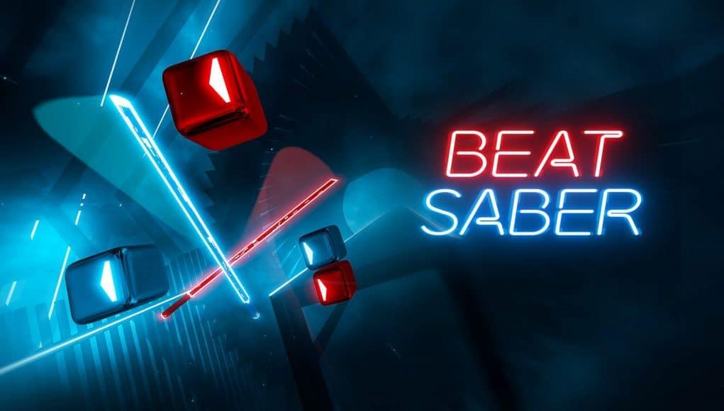 Beat Saber jeu croisé