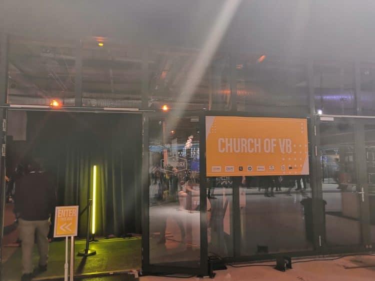 church of vr