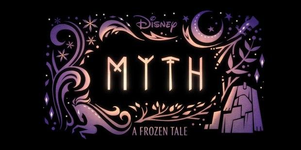 disney myth frozen tale
