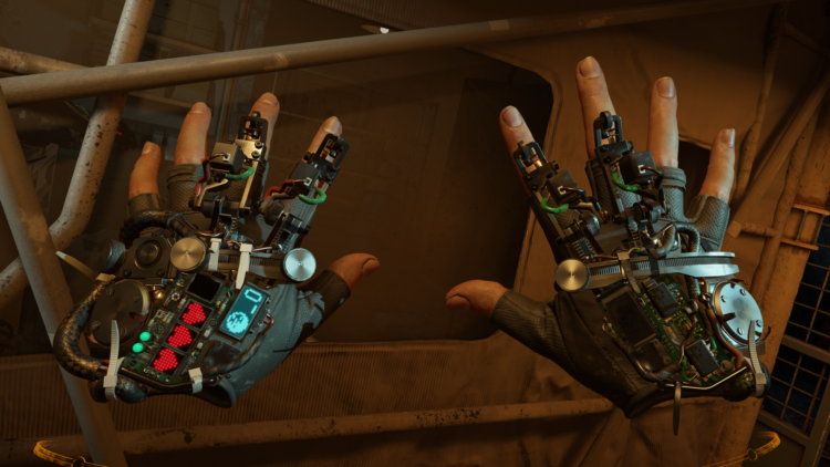 half life alyx gravity gloves