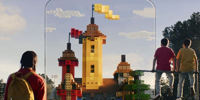 minecraft earth france flop