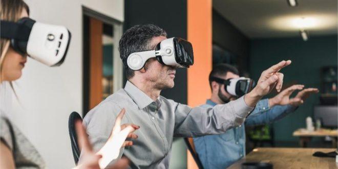 Nouveaux métiers de la réalité virtuelle