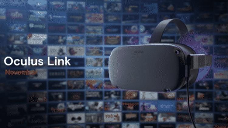 Oculus Link bêta