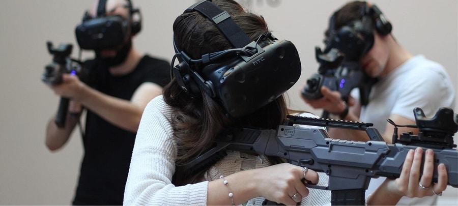 virtuoz escape VR multi