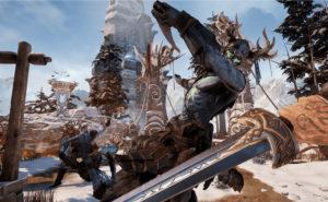 Asgard's Wrath doublage français