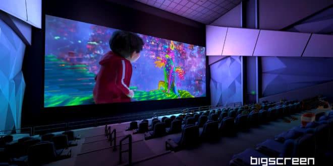 BigScreen cinéma réalité vituelle