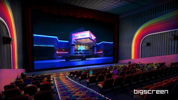 BigScreen cinéma