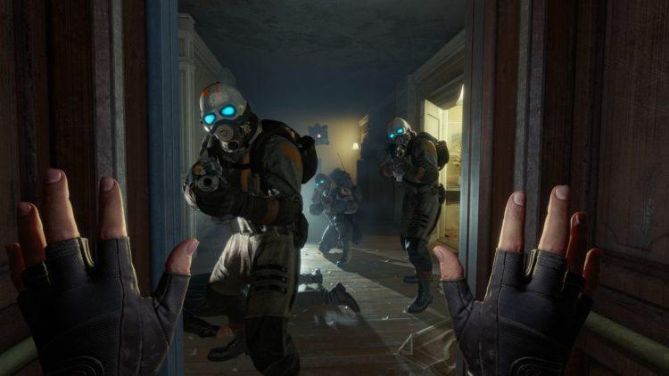 Half-Life : Alyx Steam VR