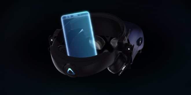 HTC CES 2020 conférence de presse