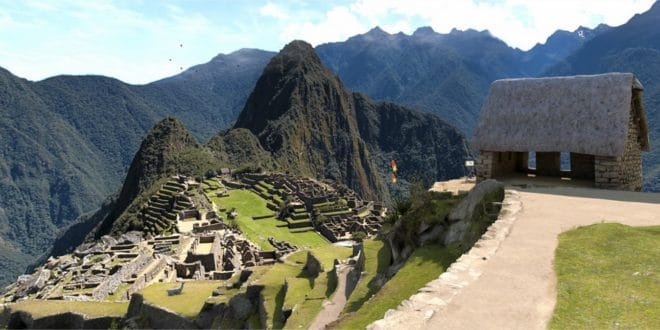 Macchu Picchu National Geographic Explore VR