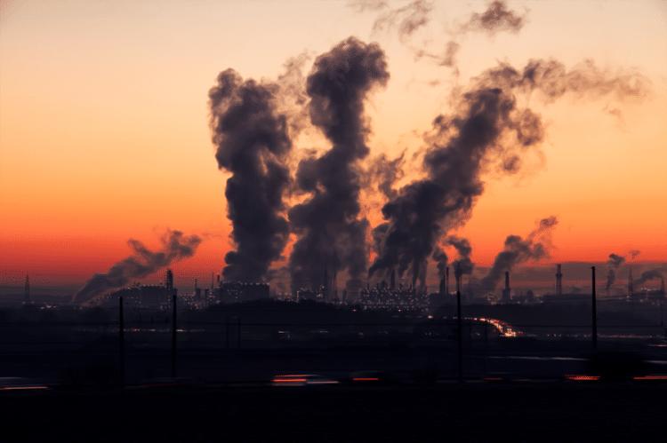 New York Times pollution réalité augmentée