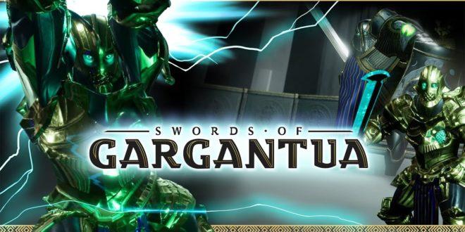 Swords of Gargantua