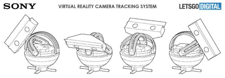 Sony brevet télé-présence