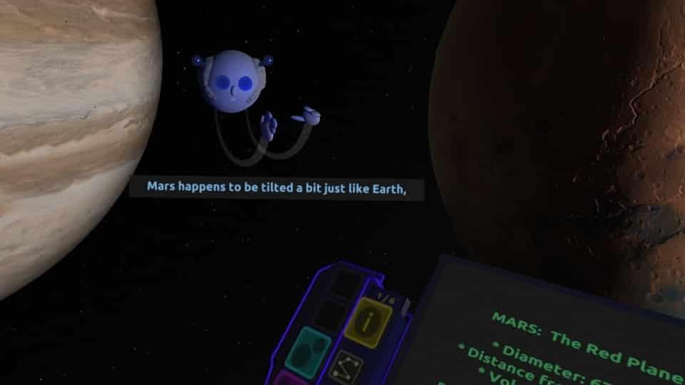 Titans Of Space Plus VR