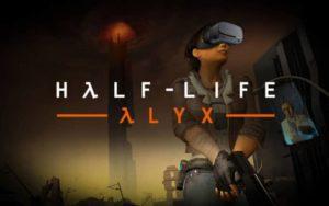 Valve prépare Steam VR Half-Life Alyx
