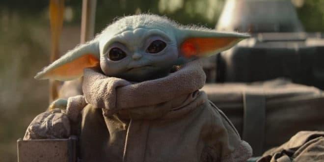 Bébé Yoda sur Magic Leap One