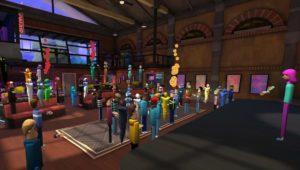 Altspace VR mise à jour événements