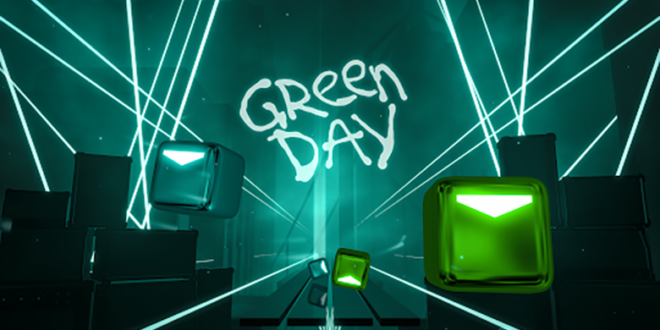 Green Day Music Pack Beat Saber