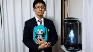 hologramme mise à jour sépare