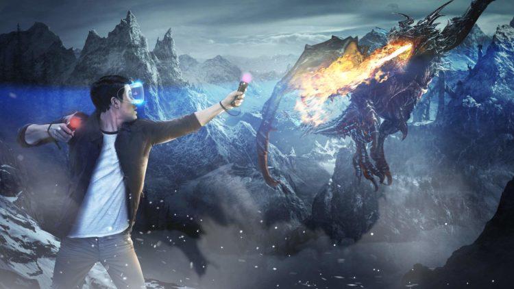 Meilleurs jeux Vr qui sortiront en 2020 réalité virtuelle